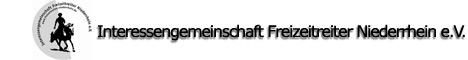 IG Freizeitreiter Niederrhein e.V.